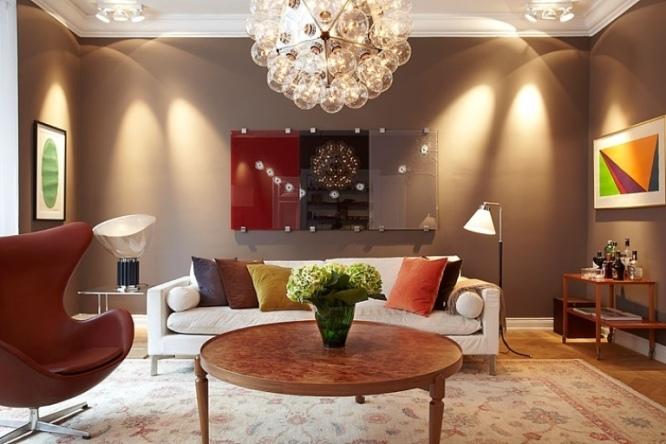 ألوان جريئة لإعادة طلاء منزلك في العام الجديد