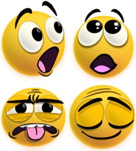 اكتشف المعاني الحقيقية لبعض الرموز التعبيرية
