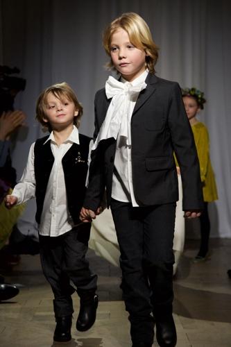 أزياء جديدة للأطفال