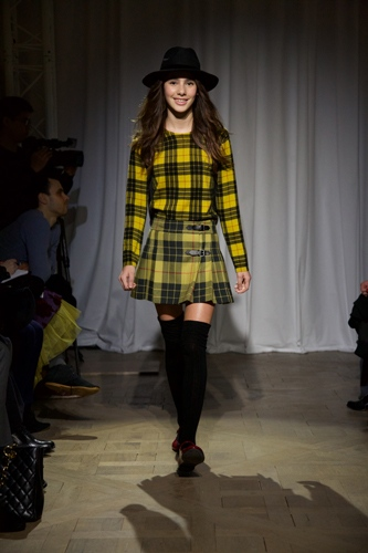 أزياء خريف 2015 للفتيات
