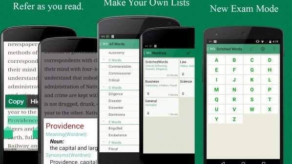 تطبيق ترجمة فورية للكلمات Power Reading لاجهزة الاندرويد