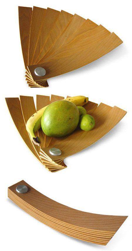 أطباق تقديم الفواكه