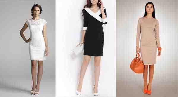اجمل الفساتين الكلاسيكية لإطلالة ناعمة و جذابة