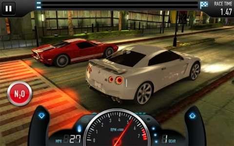 لعبة CSR Racing