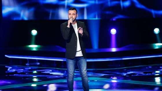 the voice الموسم الثالث حسام الشامي