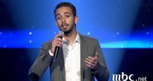 the voice الموسم الثالث عبد الصمد جبران