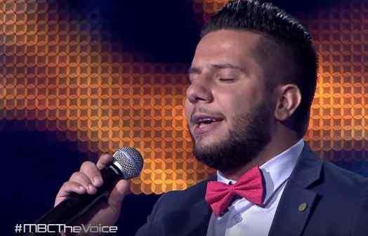 the voice الموسم الثالث يزن رشيد