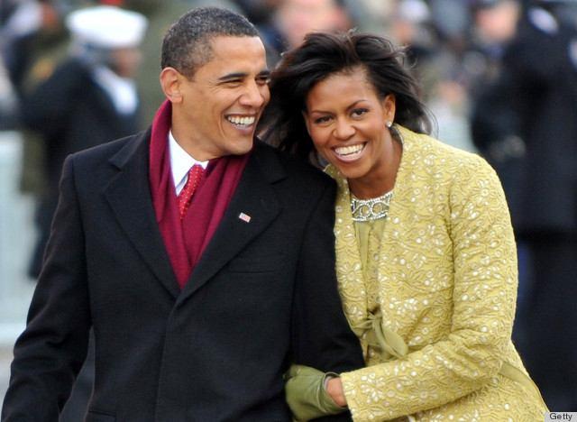 طلاق الرئيس الأمريكي باراك و ميشيل اوباما