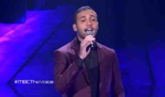 شاهد ذا فويس العرض المباشر الثاني احمد ناصر فريق عاصي