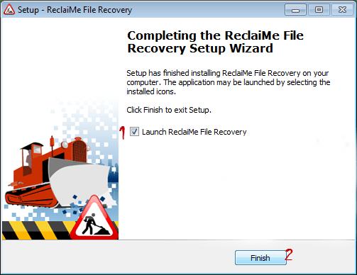 تحميل برنامج استعادة الملفات المحذوفة ReclaiMe بكل انواعها