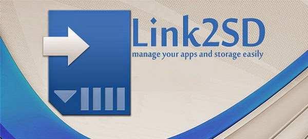 تطبيق مدير ملفات Link2SD لاجهزة الاندرويد