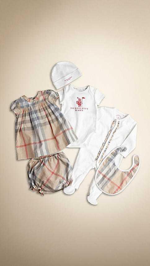 بربري تقدم لكم ملابس للطفل الرضيع