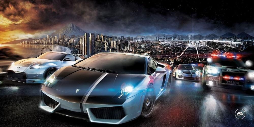 تحميل أفضل ألعاب السيارات المجانية