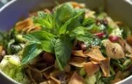 طبق الفتوش السوري الطبق الرمضاني الأشهر