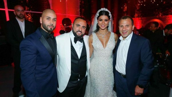 زفاف ريما فقيه