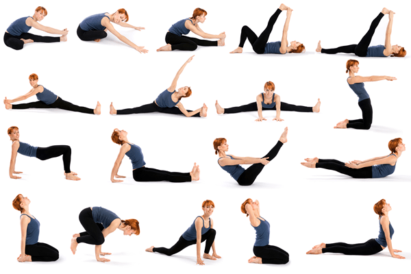 طريقة ممارسة اليوغا
