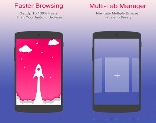تحميل تطبيق M Browser أسرع متصفح لأجهزة الأندرويد