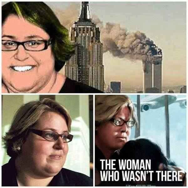 تانيا هيد الناجية من أحداث 11 سبتمبر