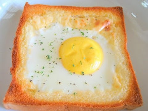 فطيرة البيض بخبز التوست من أحلى عالم