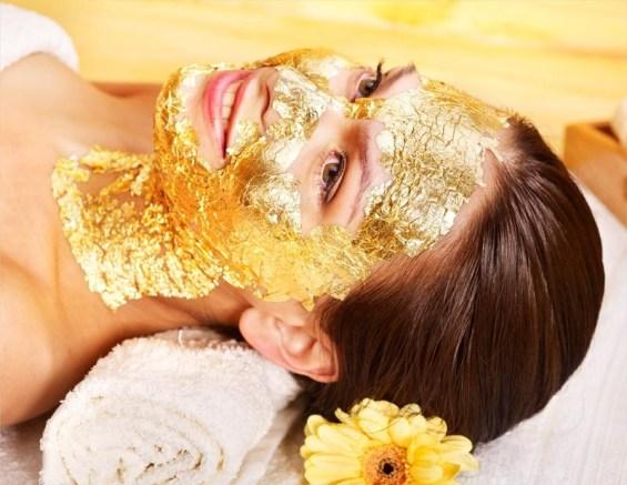 فوائد ماسك الذهب لصحة البشرة لنتعرف أكثر