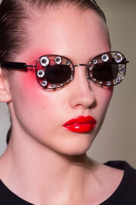 أغرب النظارات الشمسية