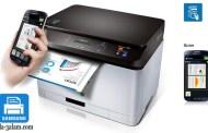 الطباعة من الموبايل مباشرة تطبيق Samsung Mobile Print للايفون والاندرويد