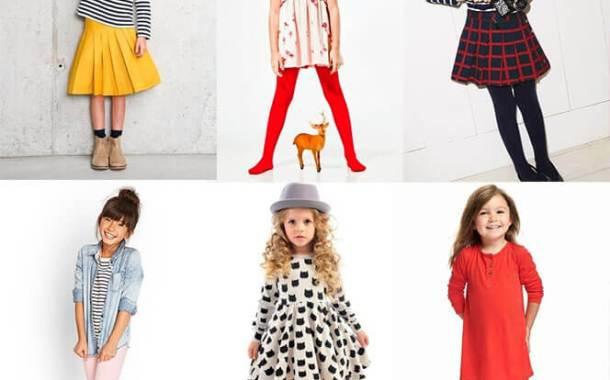 استوحي اطلالة طفلك من مجموعة أزياء الأطفال هذه