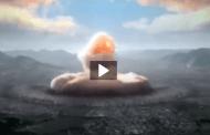 فيديو الانفجار النووي شاهد قوة القنبلة النووية التي ألقيت على هيروشيما