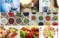 أسباب الرشاقة الطبيعية التغذية الصحية مع بعض النصائح المهمة جداً من موقع أحلى عالم