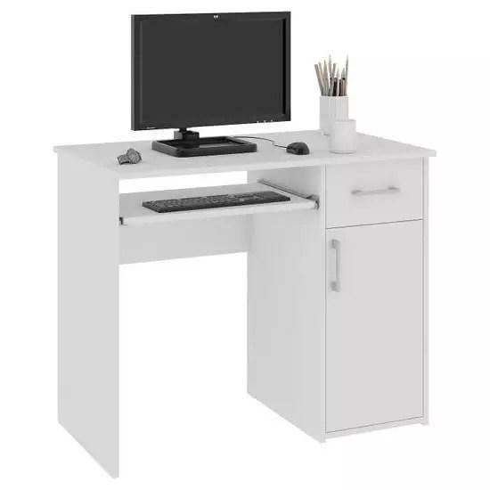 scroe bureau informatique contemporain 90x74x50 cm