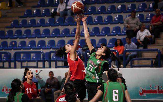 بنات الأهلي بطلات كأس مصر في كرة اليد