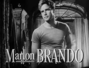 T-paidan historiaan jätti jälkensä myös Marlon Brando
