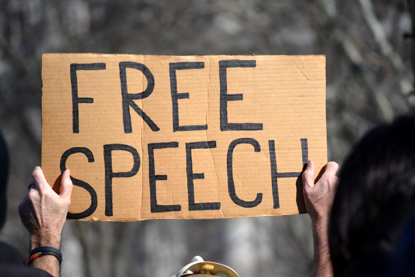 Zákonné právo versus morální povinnost:Rozbor protikladných paradigmat svobody projevu