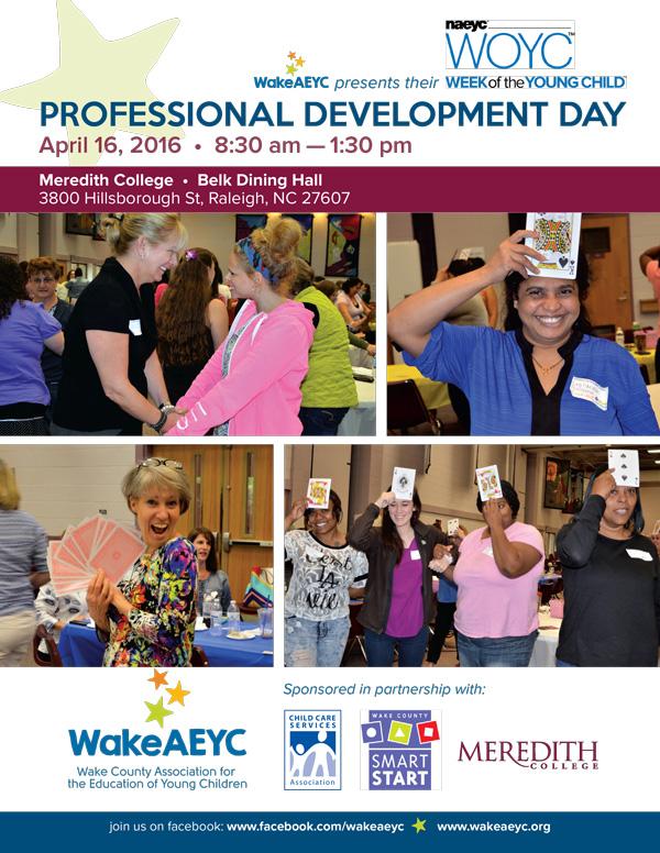 WakeAEYC-2016-Prof-Dev-Day-Mailer