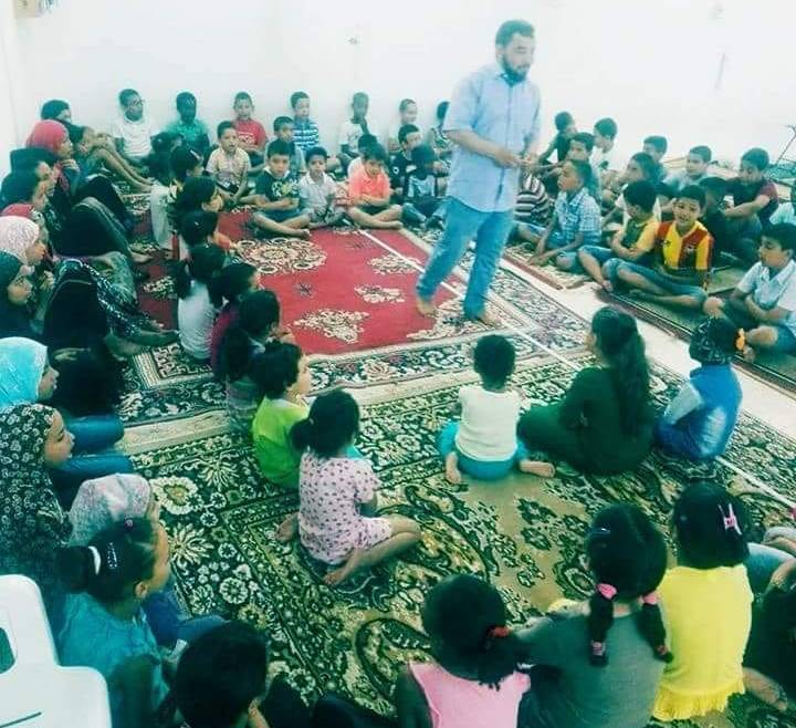دورة أحمد هاشم لتحفيظ القرآن