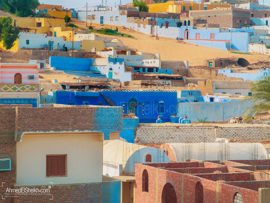 Color Houses - Gharb Soheil