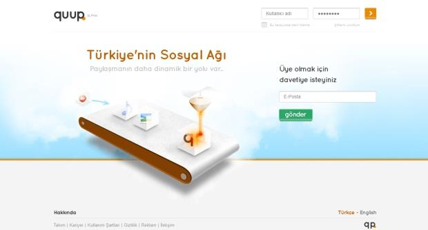 turkish-social-networdk-quup