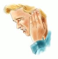 A chronic ear ache