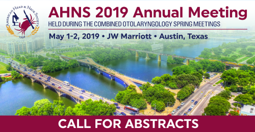 AHNS Abstracts