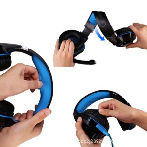 because of Zhuo head-mounted gaming headset computer wired gaming gaming chicken headset is not available in Shenzhen market