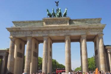 #LikeaTouriinBerlin - Brandenburger Tor