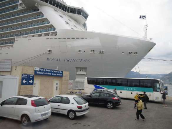 First port of Toulon