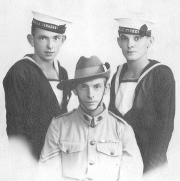 Anzac Legends, My Uncles & Grandfather