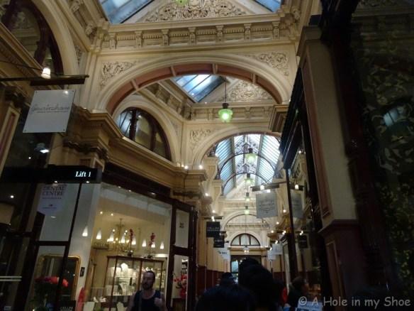Shoe Shops Collins Street Melbourne