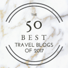 50 Best Travel Blogs 2017