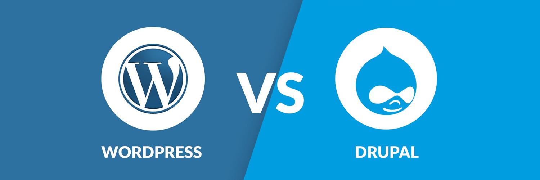 Wordpress v Drupal-ahomtech.com