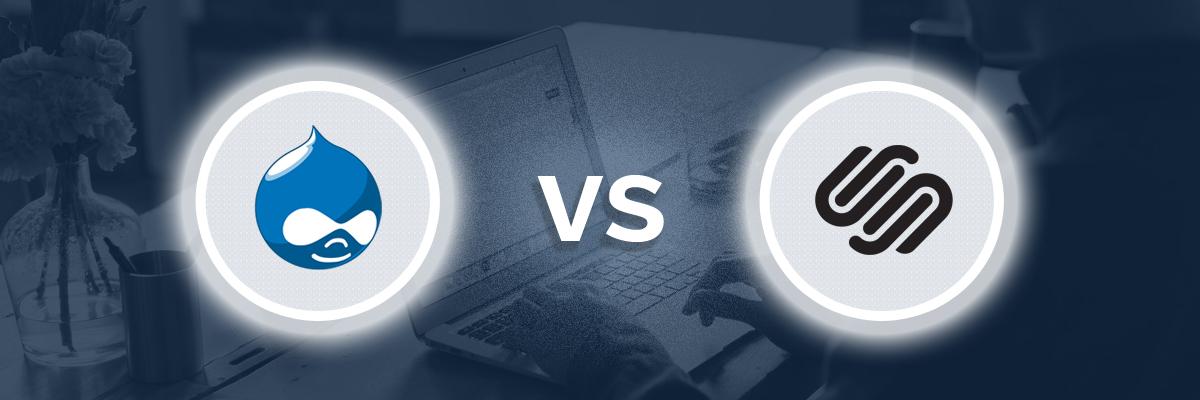 Drupal vs Squarespace-ahomtech