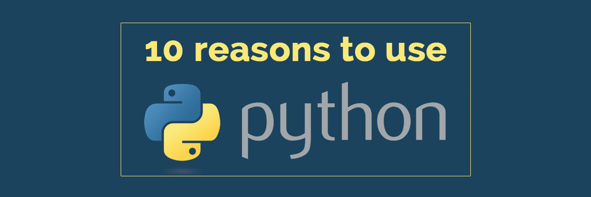 10 reason to use Python-ahomtech.com