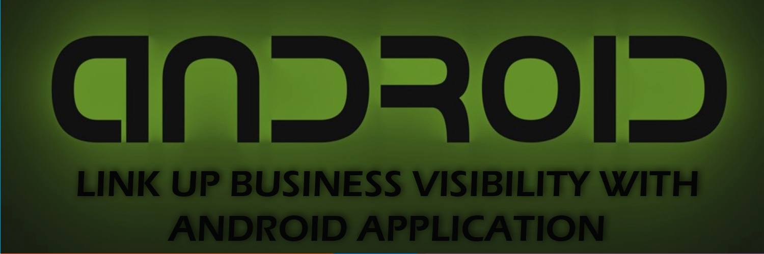 link up business visibility with android app-ahomtech.com