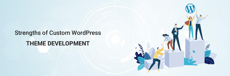 strengths of WordPress theme development-ahomtech.com